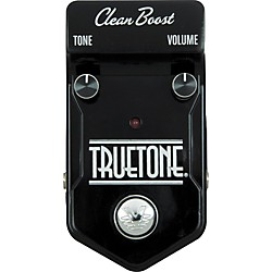 Visual Sound V2 Truetone Boost Guitar Effects Pedal (V2TT)