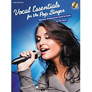 Hal Leonard Vocal Essentials For The Pop Singer: Take Your Singing From Good To Great (Bk/CD)