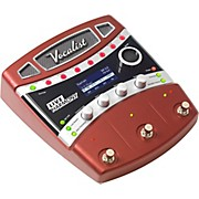 DigiTech Vocalist Live Harmony Guitar Effects Processor Pedal