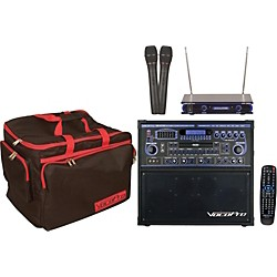 VocoPro GIG STAR Karaoke Machine Package (GIGSTAR-PRO-II)