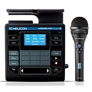 TC Helicon VoiceLive Touch 2 & MP-76 Bundle
