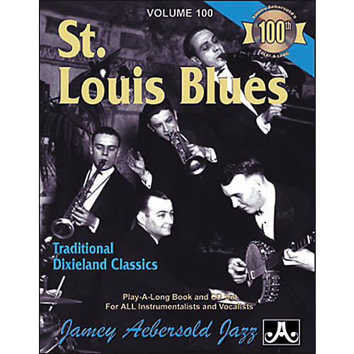 Jamey Aebersold Vol. 100 St. Louis Blues