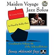 """JodyJazz Vol. 54 """"Maiden Voyage"""" Trumpet Solos"""