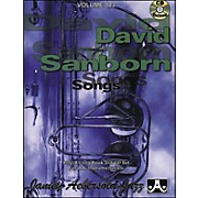 Jamey Aebersold Volume 103 - David Sanborn - Play-Along Book and CD Set