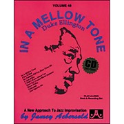 "Jamey Aebersold Volume 48 -""In A Mellow Tone"" Duke Ellington - Play-Along Book and CD Set"