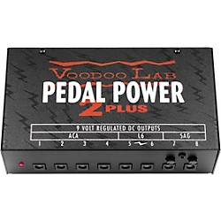 Voodoo Lab Pedal Power 2+ Power Supply (PP)