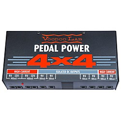 Voodoo Lab Pedal Power 4x4 (P44)