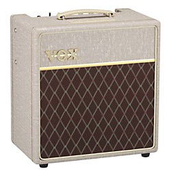 Vox AC4HW 1 Hand-Wired Tube Guitar Combo Amp (AC4HW1)