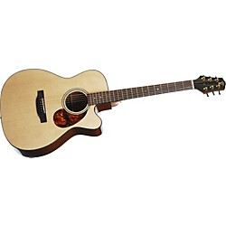 Voyage-Air Guitar Premier Series VAOM-1C Full-Size Folding Orchestra Model Acoustic Guitar (VAOM-1C)