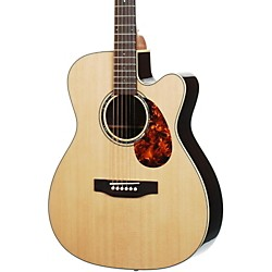 Voyage-Air Guitar Premier Series VAOM-2C Full-Size Folding Orchestra Model Acoustic Guitar (VAOM-2C)