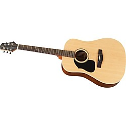Voyage-Air Guitar Songwriter VAD-04LH Left Handed Travel Acoustic Guitar (VAD-04LH)