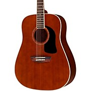 Washburn WD100DL Dreadnought Mahogany Acoustic Guitar