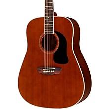 Washburn WD100DL Dreadnought Mahogany Acoustic Guitar