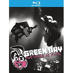 WEA Green Day - Awesome As F**K CD & BLU-RAY or DVD (17-WEA526235BR)