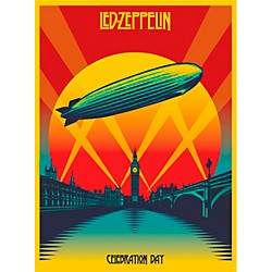 WEA Led Zeppelin Celebration Day (Deluxe 2-CD Set with Blu-Ray & DVD) (532630)