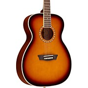 Washburn WF110DL Folk Acoustic Guitar