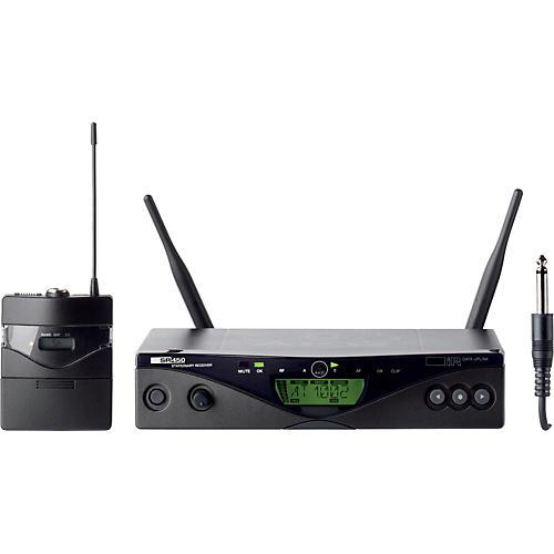 AKG WMS450 Wireless Guitar Set