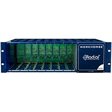 Radial Engineering WR-8 Rack 8 Slot Power Rack