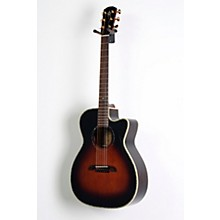 Alvarez WY1TS Yairi Stage OM/Folk Acoustic-Electric Guitar
