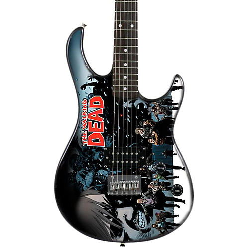 Peavey Walking Dead Rockmaster Electric Guitar-thumbnail