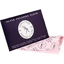 Town Talk Polish Wallet Silver Polishing Cloth