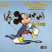 Hal Leonard Walt Disney Favorites