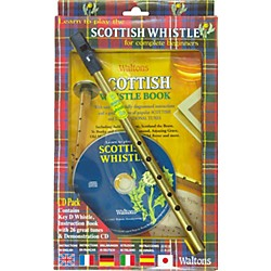 Waltons Scottish Tin Whistle CD Pack (634110)