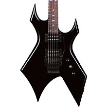 B.C. Rich Warlock with Double Locking Tremolo Electric Guitar