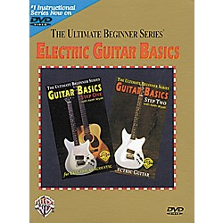 Warner Bros Ultimate Beginner Series - Electric Guitar Basics (DVD) (00-902596)