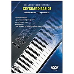 Warner Bros Ultimate Beginner Series - Keyboard Basics DVD (00-902599)