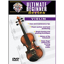 Warner Bros Ultimate Beginner Series Violin (DVD) (00-903372)