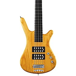 Warwick Corvette Rockbass $$ 5-String Electric Bass Guitar (1585390505CPASHAWW)