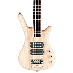 Warwick Rockbass Corvette 5-String Electric Bass (USM-1585399005CPASHAWW)