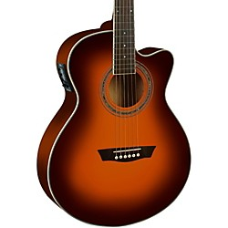 Washburn Festival EA14A Spruce Top Acoustic Cutaway Electric Guitar With 4-Band EQ (EA14ATB)