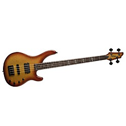 Washburn Stu Hamm Signature Electric Bass w/ Active Pickups and Piezo Saddles (USM-SHB60TSS)