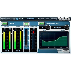 Wave Arts FinalPlug - AAX DSP Software Download (1035-190)