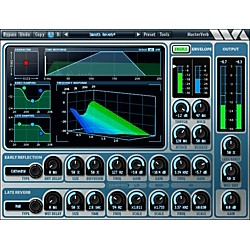 Wave Arts MasterVerb - AAX Software Download (1035-192)