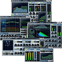 Wave Arts Power Suite Bundle - AAX DSP Software Download (1035-201)