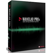 Steinberg WaveLab 9 Update from Wavelab 8