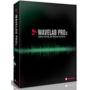 Steinberg WaveLab Pro 9 Upgrade from WaveLab Elements 7/8/9