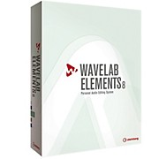 Steinberg Wavelab Elements 8 EDU with Free Upgrade to Wavelab Elements 9 EDU