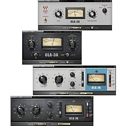 Waves CLA Classic Compressors TDM/SOUNDGRID License (USW379-1362-651)