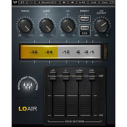 Waves LoAir TDM/SOUNDGRID Software Download (LOATDM)