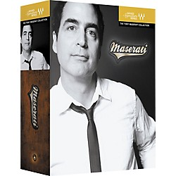 Waves Tony Maserati Signature Series Software Plug-Ins (USW379-1362-647)