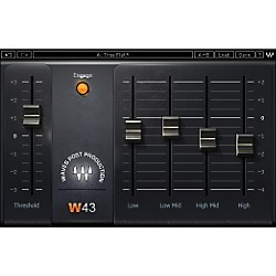 Waves W43 Noise Reduction TDM/SOUNDGRID (W43TDM)