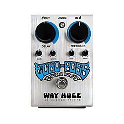 Way Huge Electronics Echo Puss Standard Delay Guitar Effects Pedal (WHE702S)