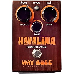 Way Huge Electronics Havalina Germanium Fuzz Guitar Effects Pedal (WHE403)
