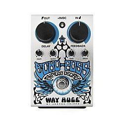 Way Huge Electronics Limited Edition Echo Puss Analog Delay Pedal (WHE702)