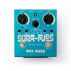 Way Huge Electronics Supa Puss Delay Pedal (WHE707)