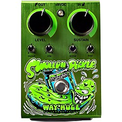Way Huge Electronics Swollen Pickle Jumbo Fuzz Dirty Donny Edition Guitar Effects Pedal (WHE402DD)